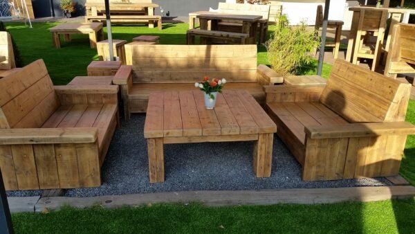 Lounge-Kombi mit 112cm Tisch